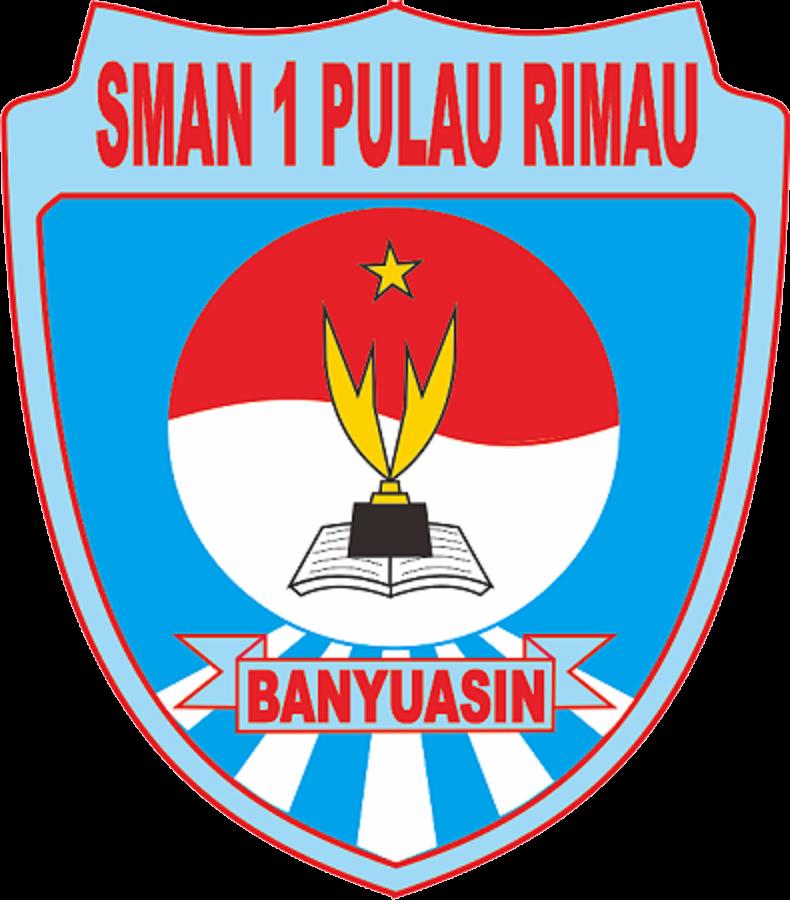 Sman 1 Pulau Rimau Logo Sman 1 Pulau Rimau Kab Banyuasin