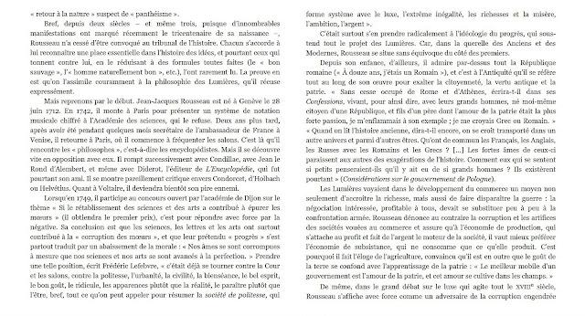 Ce que penser veut dire, Alain de Benoist, extrait