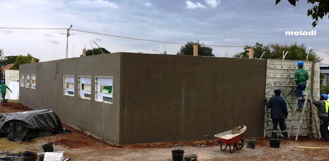 moladi classroom construction system