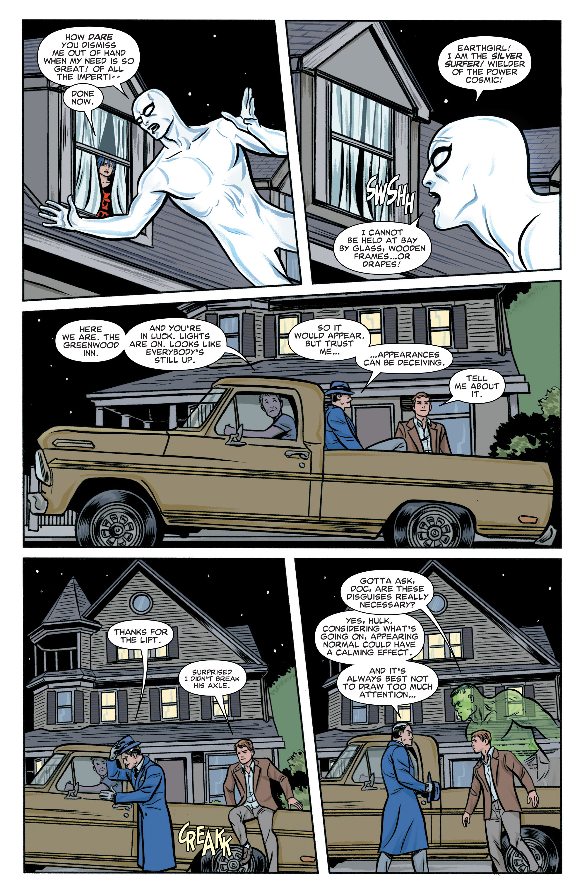 Read online Silver Surfer (2014) comic -  Issue #5 - 4