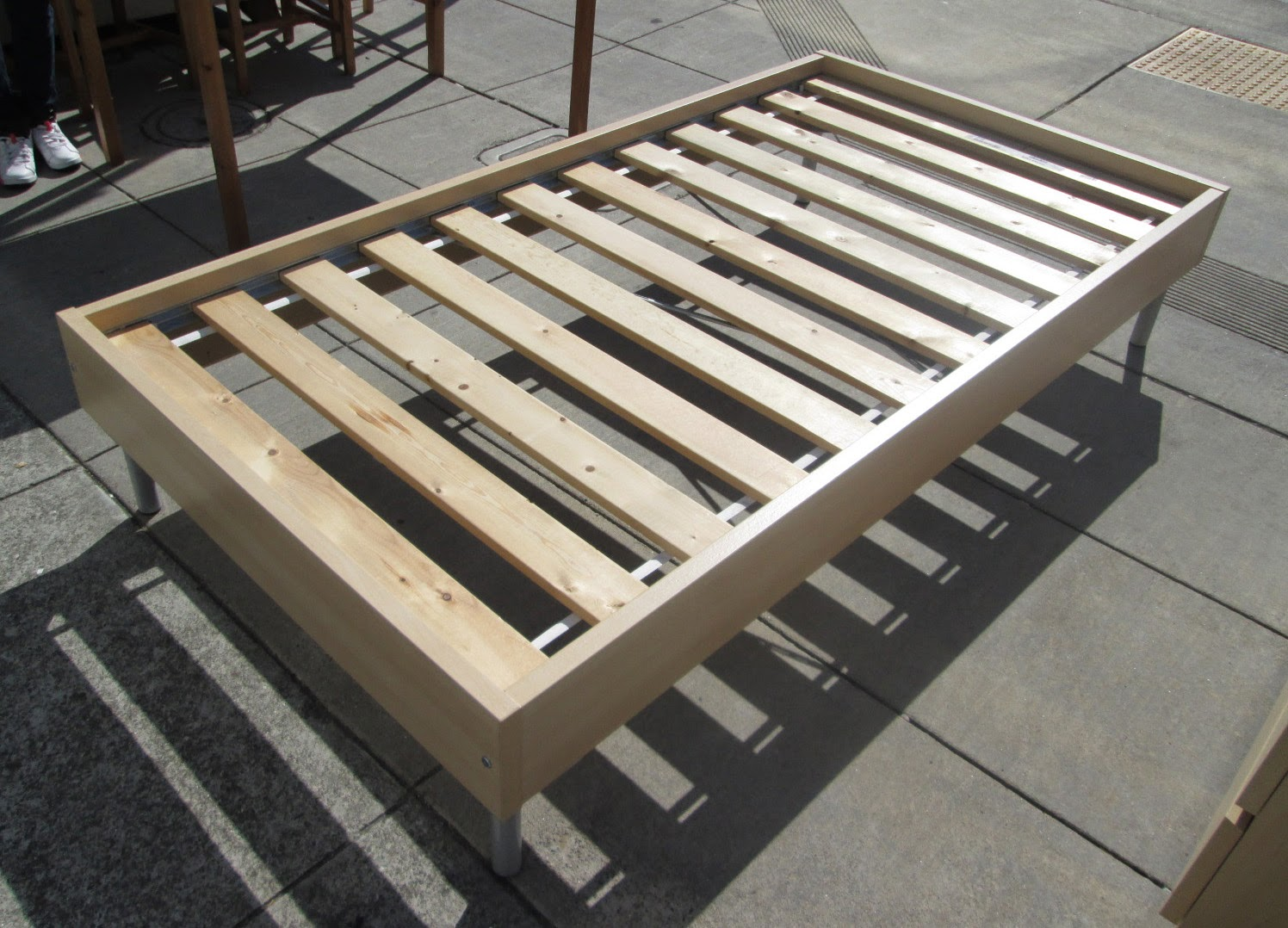 Uhuru Furniture Amp Collectibles Sold Ikea Twin Platform