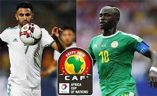 مباشر مشاهدة مباراة الجزائر والسنغال بث مباشر 19-7-2019 كاس الامم الافريقية يوتيوب بدون تقطيع
