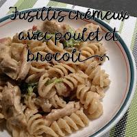 http://mademoizellestephanie.blogspot.ca/2016/12/fusillis-cremeux-avec-poulet-et-brocoli.html