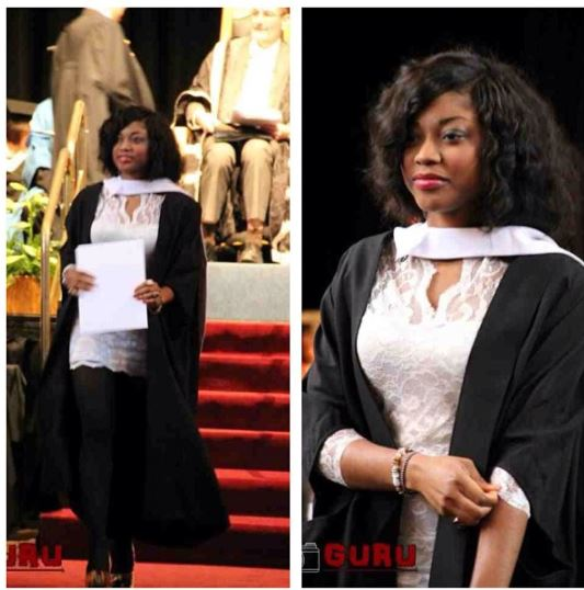 Beautiful 25-Year Old Lady Becomes Covenant University's Youngest PhD Holder