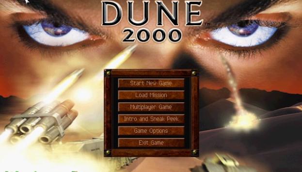 dune 2000 ps1 psx