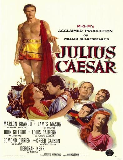 Ver Julio César (Julius Caesar) (1953) Online