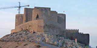 Castillo de Consuegra o Castillo de la Muela.