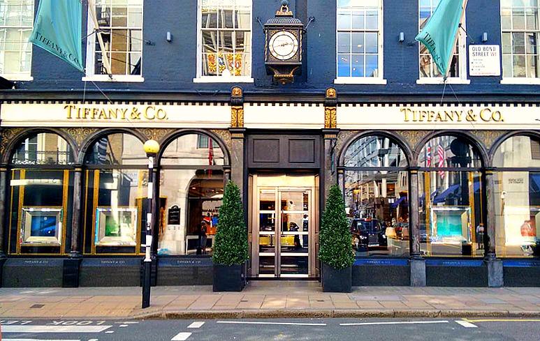 Tiffany's Bond Street London