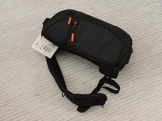 VANGUARD OSLO 47BK スリングバッグ-3
