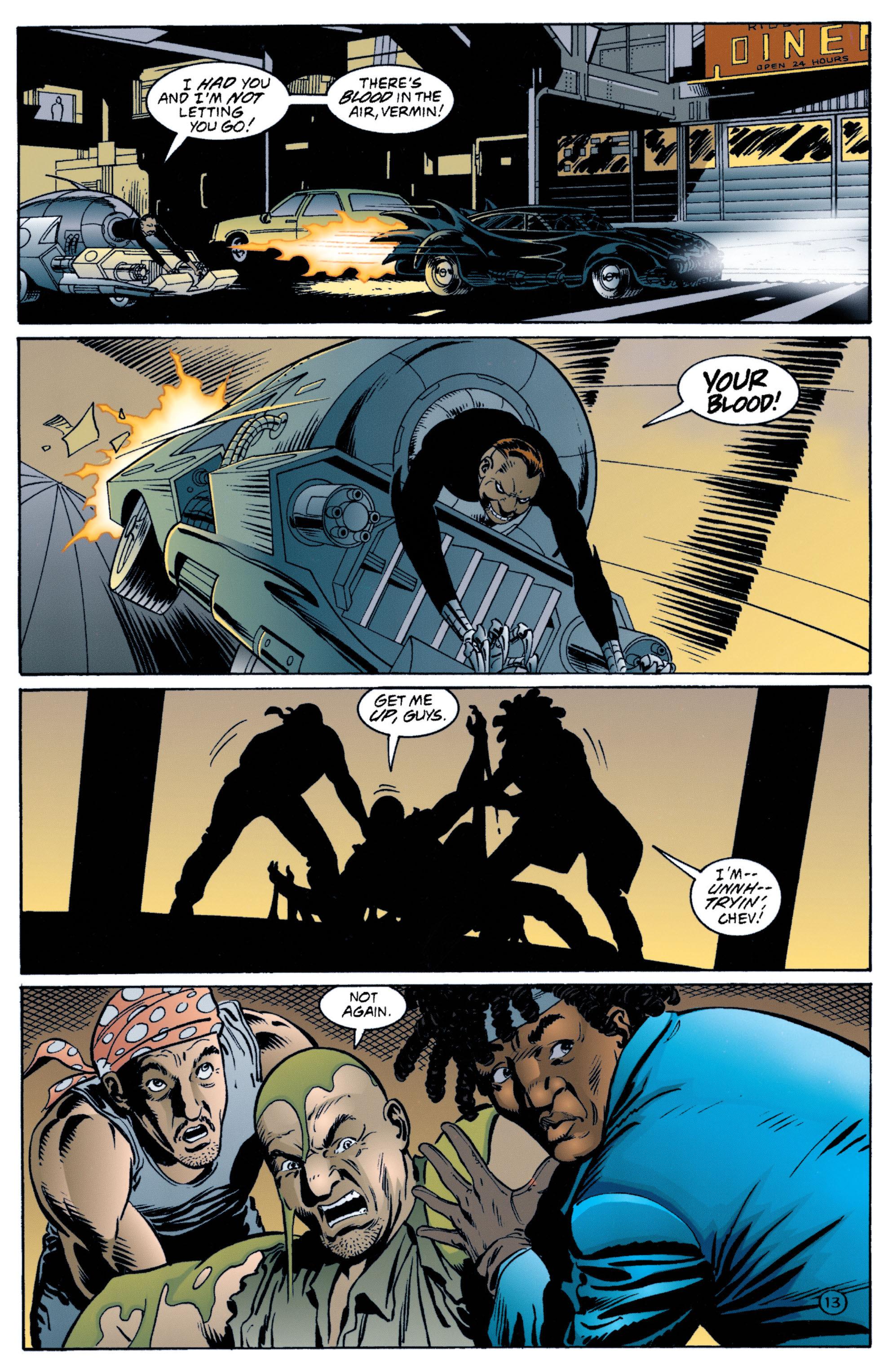 Detective Comics (1937) 718 Page 13