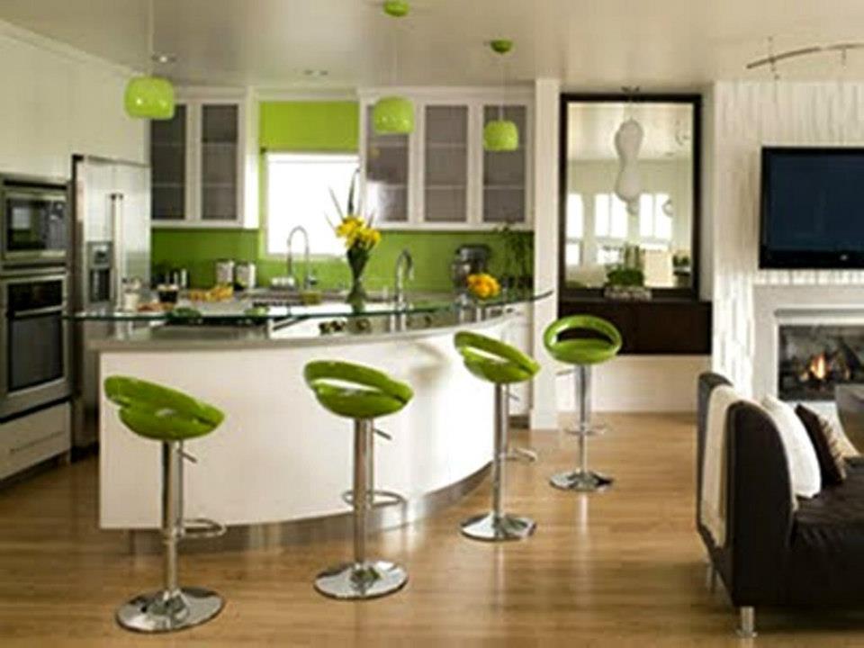 Marta decoycina decorar la cocina en verde for Decorar casa con muebles verdes