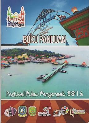 Jadwal dan susunan acara Festival Pulau Penyengat 2016 Kota Tanjungpinang