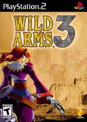 Wild Arms 3 cover