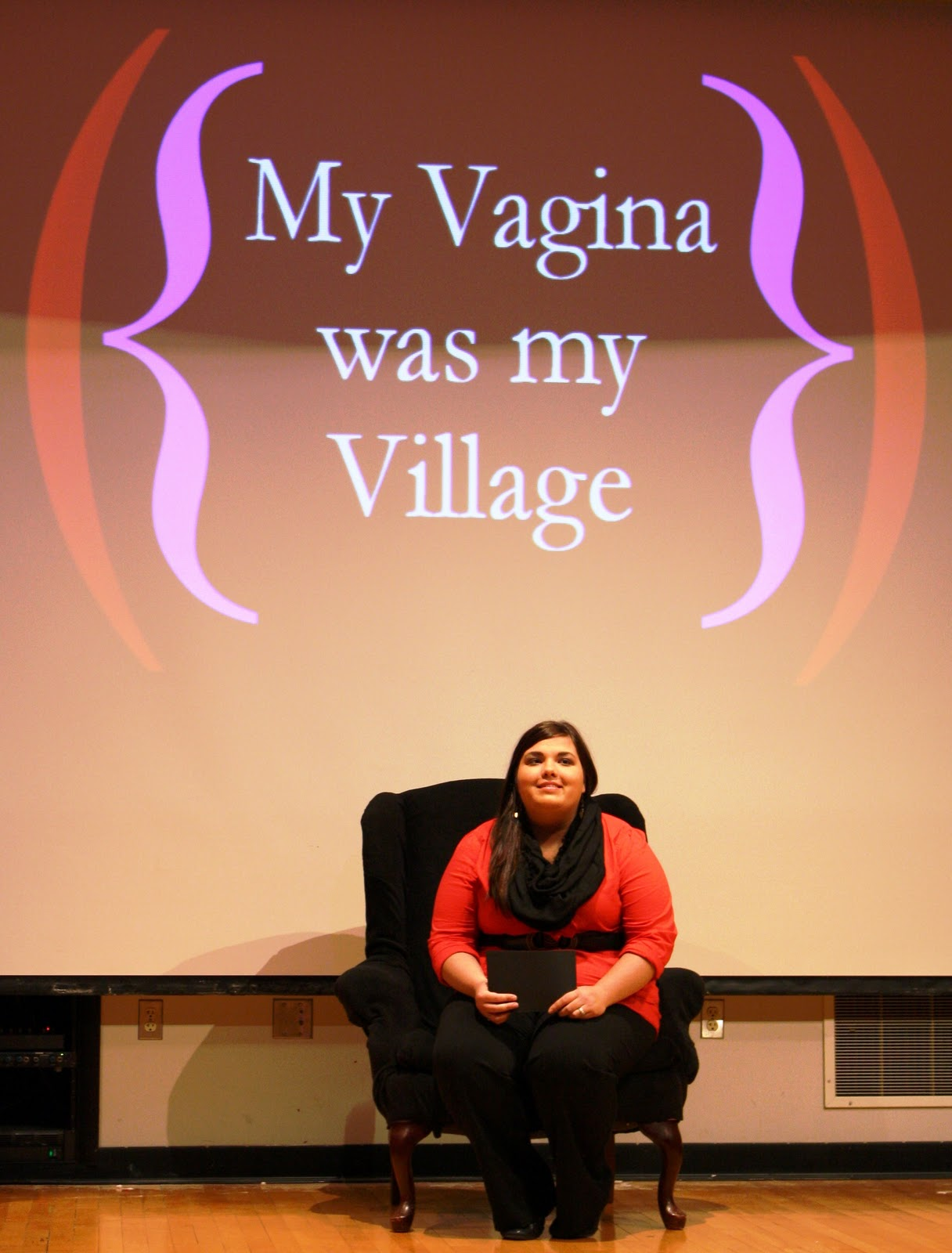 monologue angry vagina