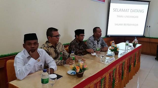 Panwaslu Padang Pariaman Gelar Sosialisasi Pengawasan Pemilu Partisipatif