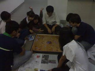 Permainan Karambol