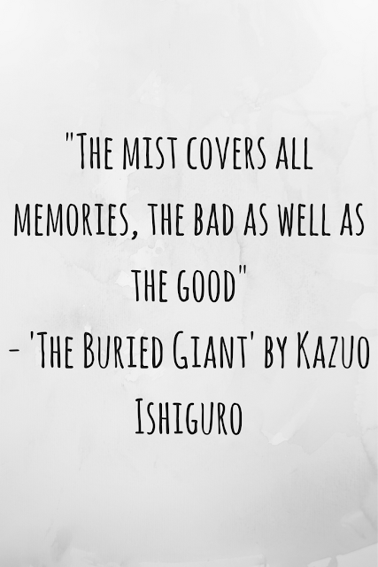 Review of 'The Buried Giant' by Kazuo Ishiguro