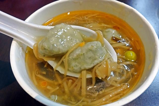 阿健師素食素蚵羹麵線