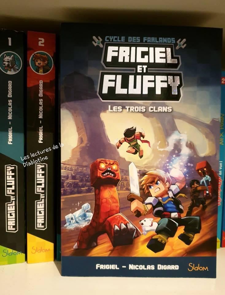 Les Lectures De La Diablotine Frigiel Et Fluffy Tome 1