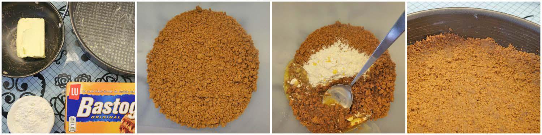 Romige bananentaart met chocolade / Banoffee Pie - Recept uit Portugal