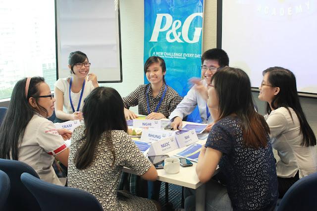 Tổng Hợp Các Vị Trí Thực Tập & Full-time Đang Tuyển Dụng Tại P&G Việt Nam 2017