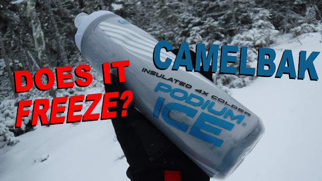 Camelbak Podium Ice Water Bottle, Camelbak Big Chill