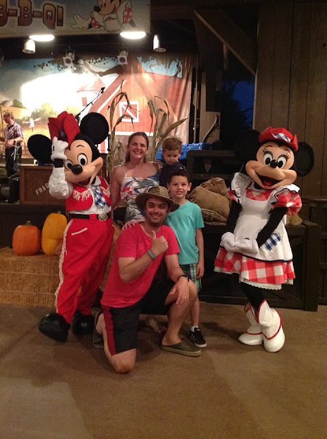 Fort Wilderness Resort, o camping da Disney em Orlando