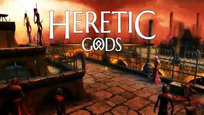 لعبة Heretic Gods للأندرويد، لعبة Heretic Gods مدفوعة للأندرويد