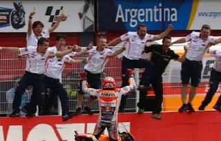 marquez juara motogp argentina 2016