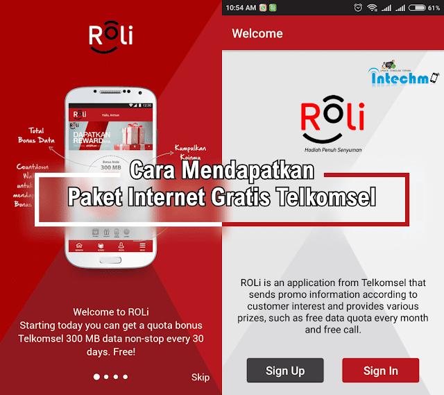 Cara Mendapatkan Paket Internet Gratis Telkomsel Terbaru, Resmi!