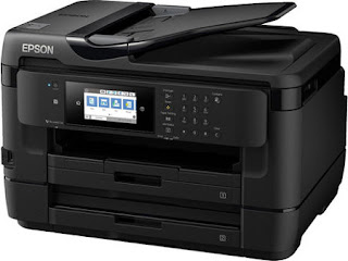 Epson WorkForce WF-7720DTW Driver Download