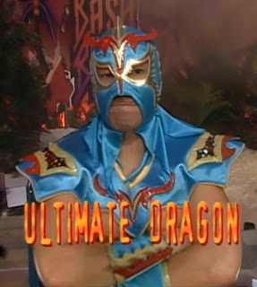 WCW Bash at the Beach 1997 - Ultimo Dragon challenged Chris Jericho for the cruiserweight titlWCW Bash at the Beach 1997 - Ultimo Dragon challenged Chris Jericho for the cruiserweight title