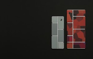 Teaser Tablet Google Project Ara