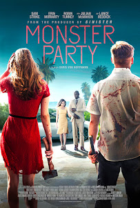 Monster Party Poster
