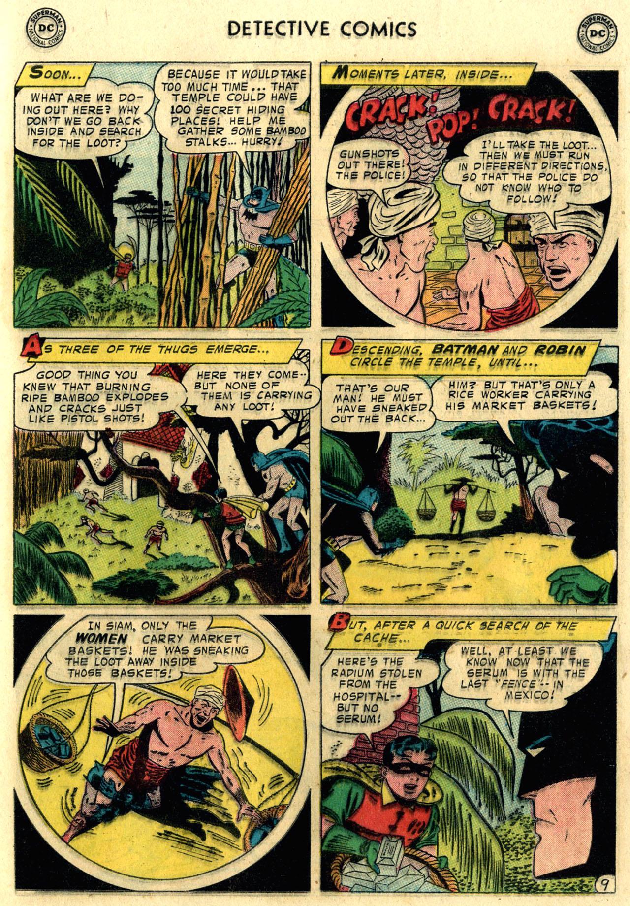 Read online Detective Comics (1937) comic -  Issue #248 - 11