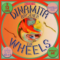 Concierto de Dinamita Brother y The Wheels en Costello Club