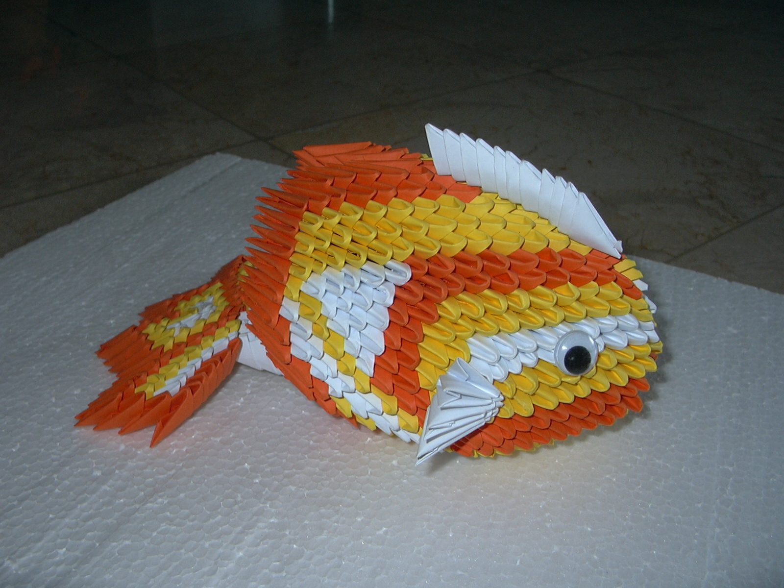 ICHANOKO 3D ORIGAMI INDONESIA: Model 3d origami - ANIMALS - photo#37
