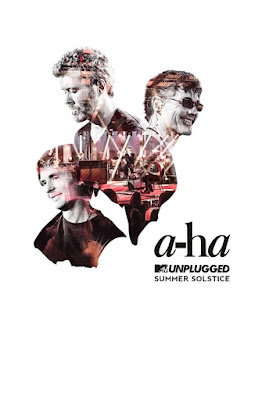 A-HA MTV Unplugged Summer Solstice 2017 DVD R1 NTSC VO