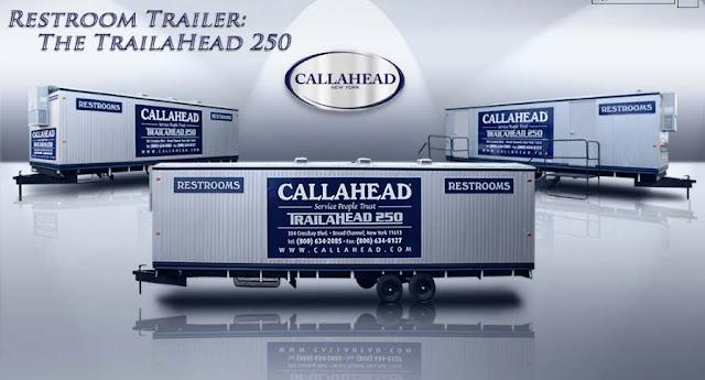 Toilet Trailers - TrailaHead 250