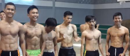 Tubuh Atletis