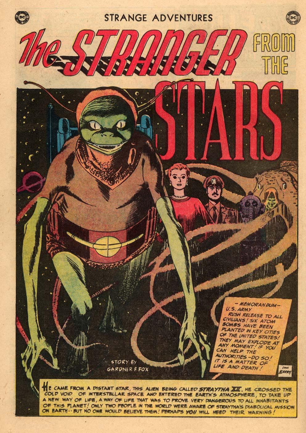 Strange Adventures (1950) issue 3 - Page 38
