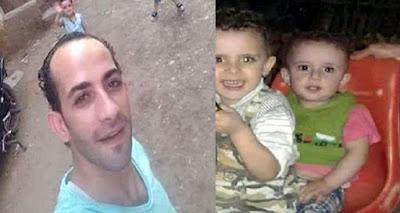 المتهم بقتل طفليه في الدقهلية يكشف تفاصيل و أسباب الجريمة