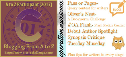 #AtoZchallenge 2017 Operation Awesome C is for Confidence! How to Write Big, Bold, and With Authority
