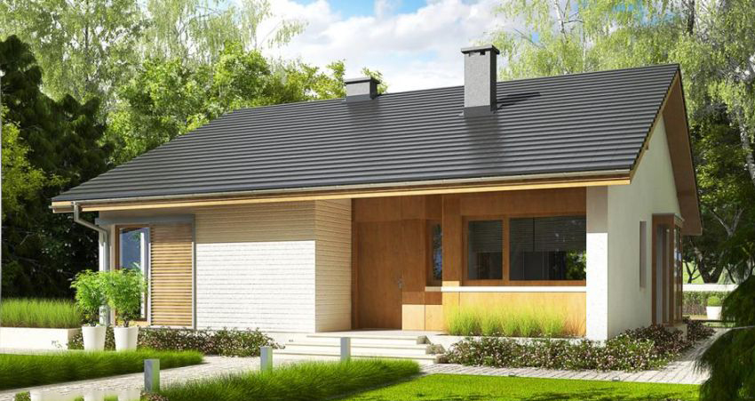 Casa prefabricada anti sismica julia casas prefabricadas for Modelos de casas de una sola planta