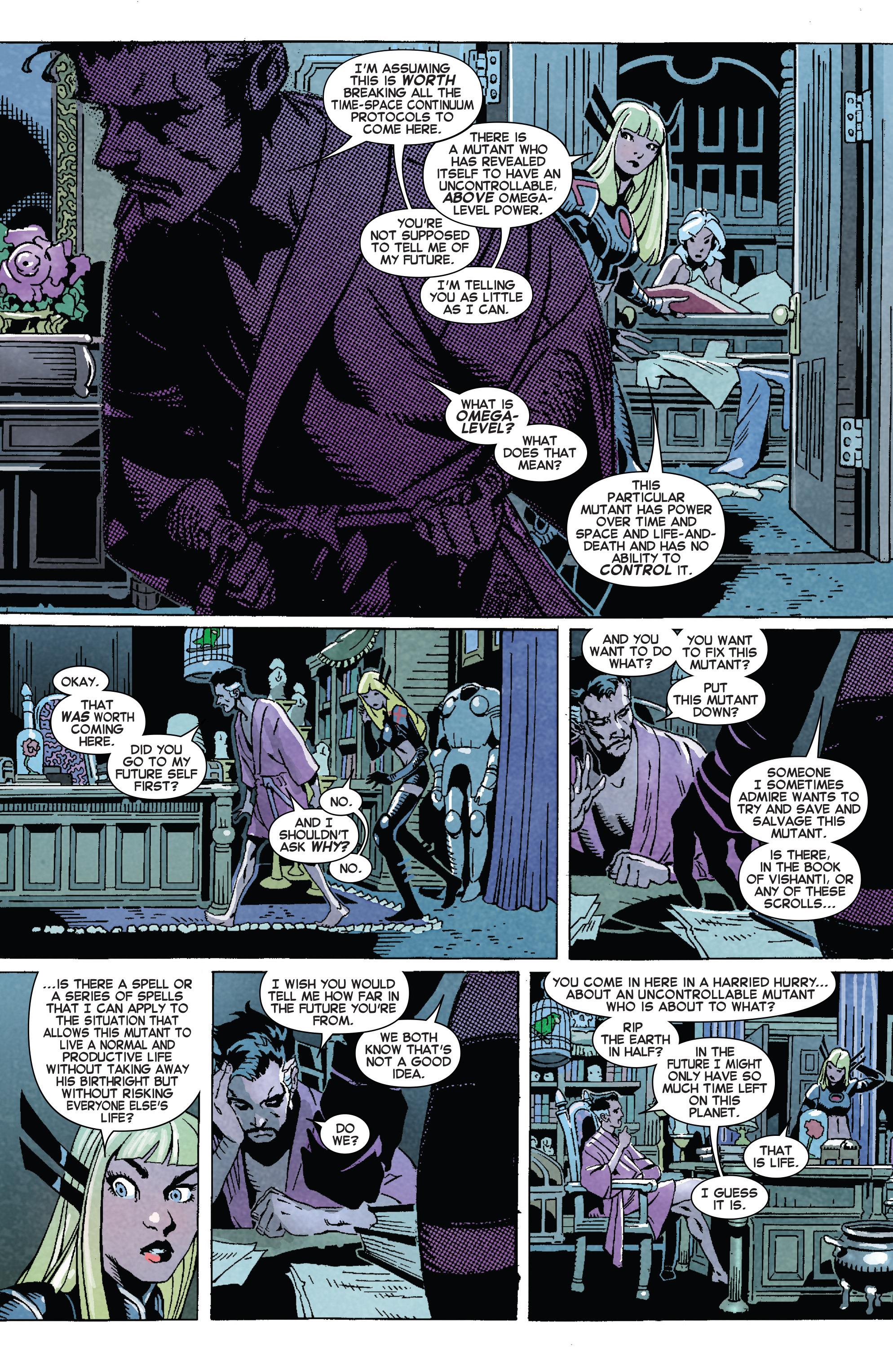 Read online Uncanny X-Men (2013) comic -  Issue # _TPB 5 - The Omega Mutant - 60