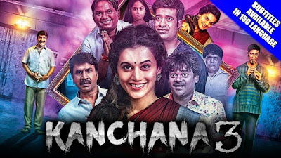 Kanchana 3 2018 Hindi Dubbed WEBRip 480p 350mb x264