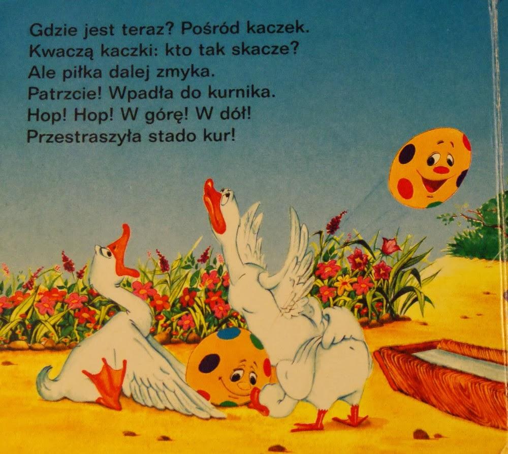 Dzieciństwo Na Kartach Książek Piłka Dorota Gellner