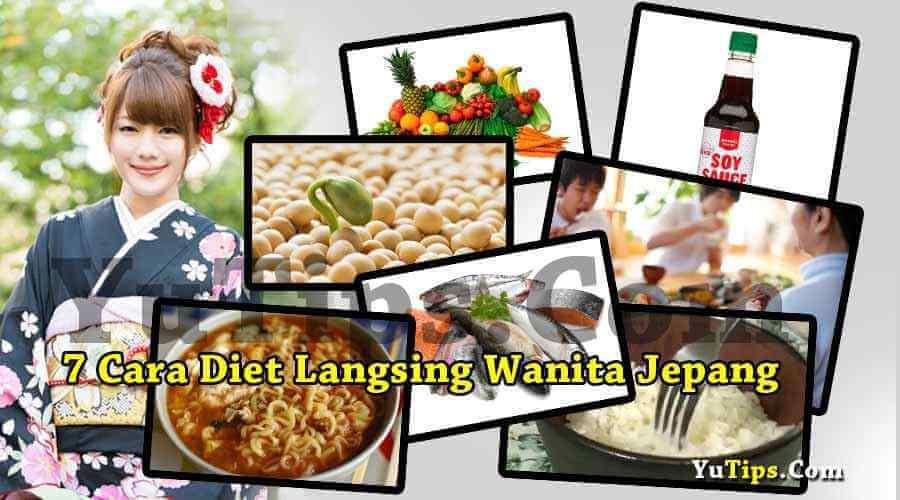 langsing diet wanita jepang