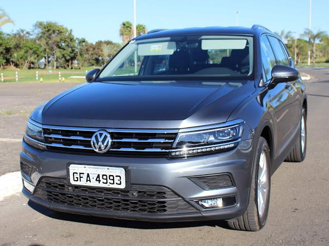 VW Tiguan AllSpace 2019 - Preço