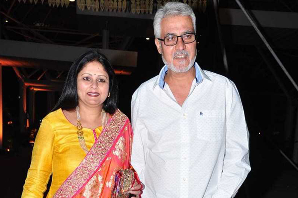 Jayasudha husband nithin kapoor suicide details